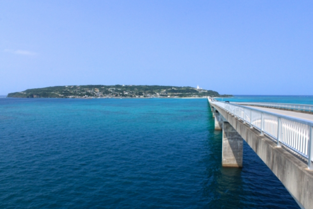 無料の観光地3 古宇利島