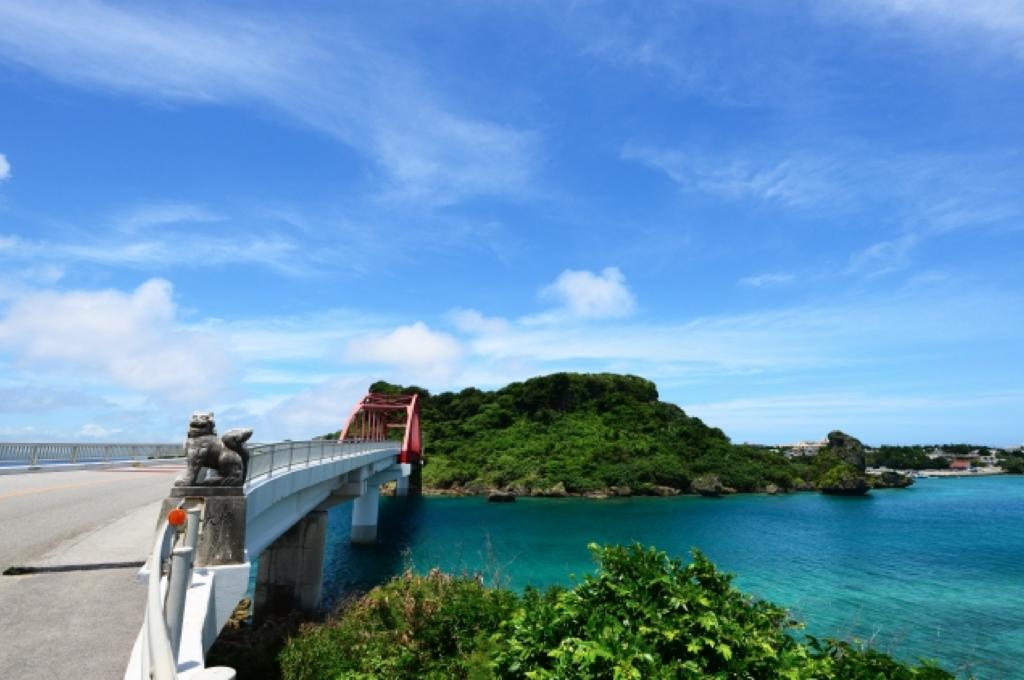 無料の観光地13 伊計島