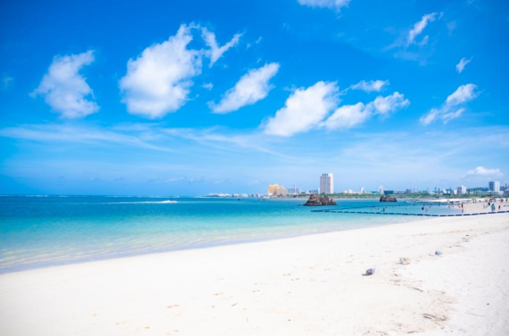無料の観光地14 アラハビーチ