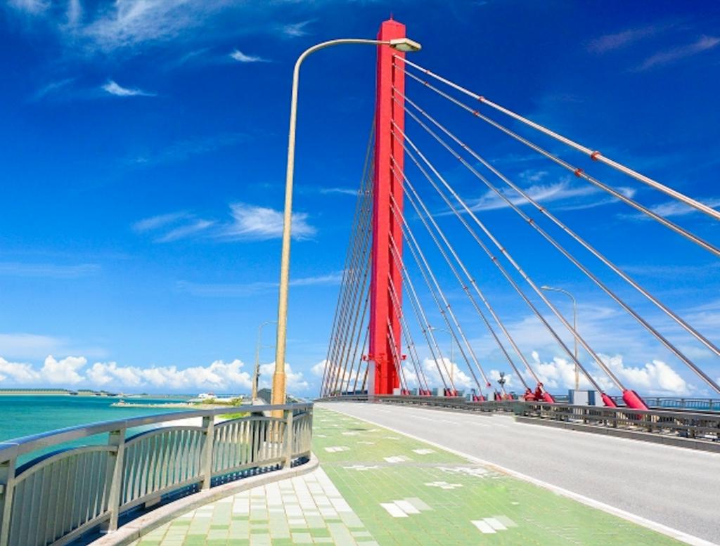 無料の観光地 海中道路