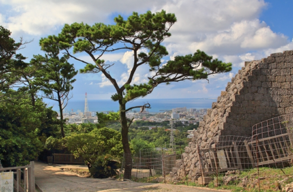 無料の観光地16 浦添城跡