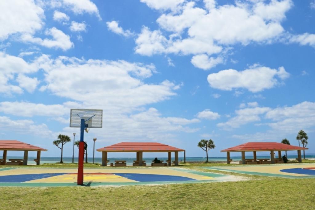 無料の観光地17 美らSUNビーチ